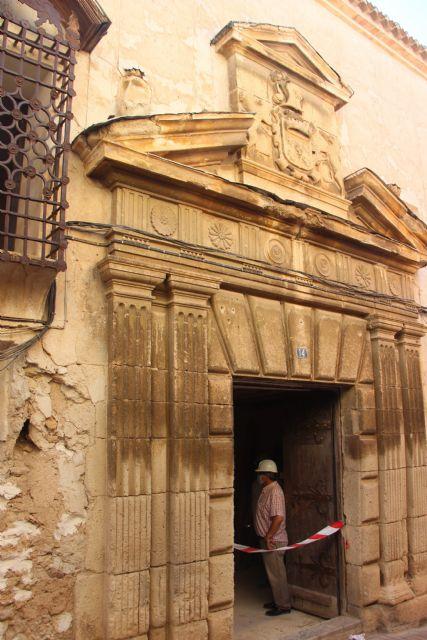 La casa solariega Pérez de los Cobos inicia su rehabilitación como Casa de la Música y de las Artes - 2, Foto 2