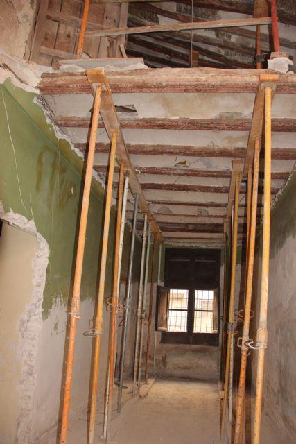 La casa solariega Pérez de los Cobos inicia su rehabilitación como Casa de la Música y de las Artes - 3, Foto 3