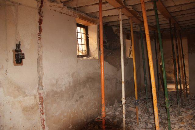 La casa solariega Pérez de los Cobos inicia su rehabilitación como Casa de la Música y de las Artes - 4, Foto 4
