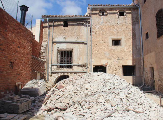 La casa solariega Pérez de los Cobos inicia su rehabilitación como Casa de la Música y de las Artes - 5, Foto 5