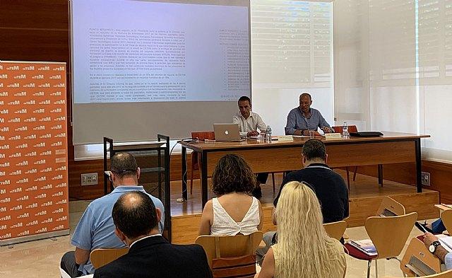 CETEM organiza un webinar sobre Blockchain y su aplicación al Sector del Mueble - 1, Foto 1