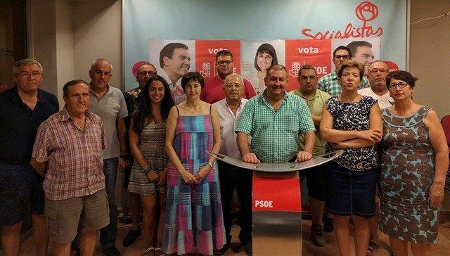 El PSOE asegura que el Plan General Municipal de Ordenación aún no está aprobado, Foto 1