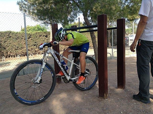 Clausura del Curso de Iniciaci�n al Ciclismo de Terra Sport Cycling, Foto 2