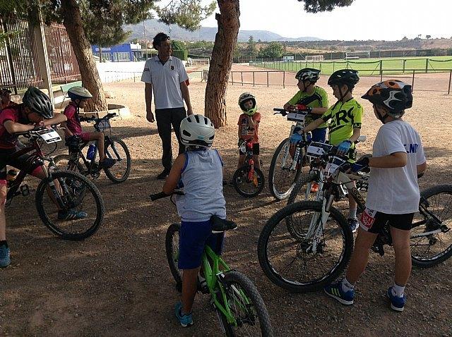 Clausura del Curso de Iniciaci�n al Ciclismo de Terra Sport Cycling, Foto 3