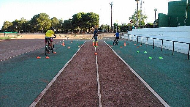 Clausura del Curso de Iniciaci�n al Ciclismo de Terra Sport Cycling, Foto 5
