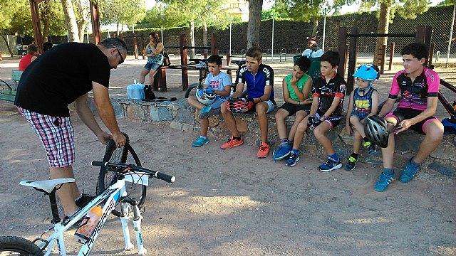 Clausura del Curso de Iniciaci�n al Ciclismo de Terra Sport Cycling, Foto 6