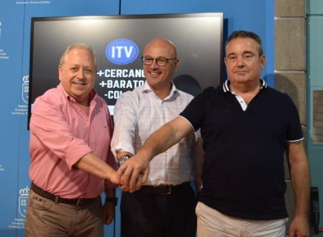 La Región contará con 11 nuevas ITV, que darán un servicio más barato y cercano, Foto 1