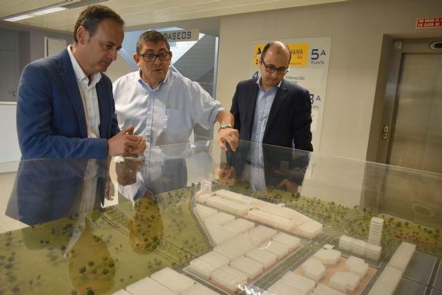 El número de empresas crece por cuarto año consecutivo en la Región, Foto 1