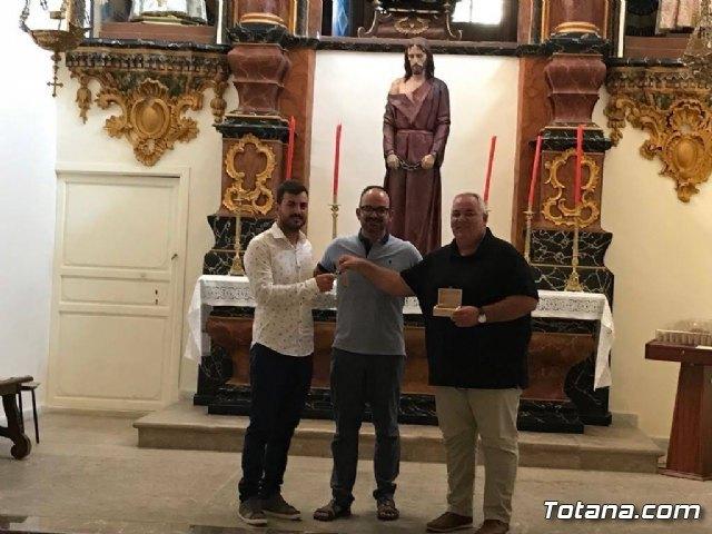 Jos� Antonio Heredia Muñoz, nuevo presidente de la Cofrad�a del Sant�simo Cristo de La Ca�da, Foto 1