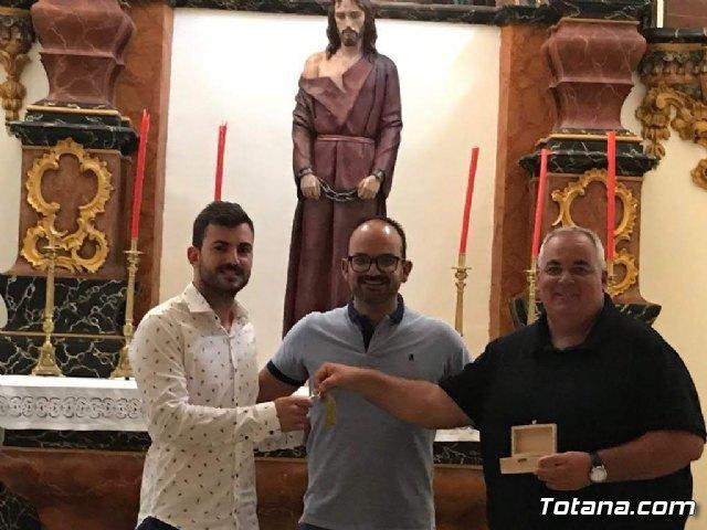 Jos� Antonio Heredia Muñoz, nuevo presidente de la Cofrad�a del Sant�simo Cristo de La Ca�da, Foto 2