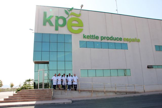 Kettle Produce España prevé ampliar sus instalaciones, Foto 5
