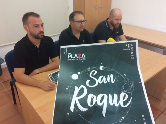 The traditional festivities of the neighborhood of San Roque are celebrated from August 16 to 19 with an attractive program of musical performances - 1