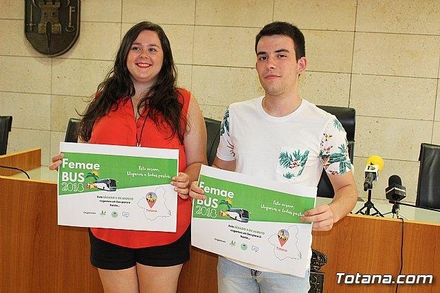 Totana acoge el próximo 11 de agosto un Encuentro de Estudiantes, Foto 1