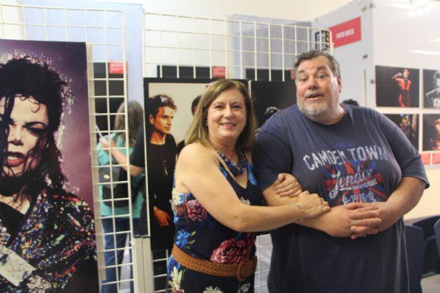 Domingo J. Casas, celebra  cuarenta años como fotógrafo de rock and roll - 2, Foto 2
