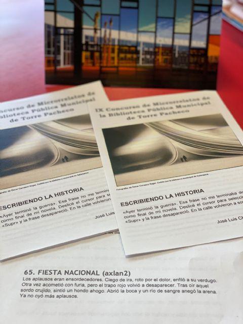 Fallo concurso biblioteca Torre Pacheco - 3, Foto 3