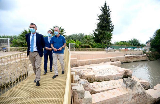 El Ayuntamiento recupera los vestigios del Molino de la Pólvora, una joya patrimonial de la Huerta integrada en la ruta La Aljufía - 1, Foto 1