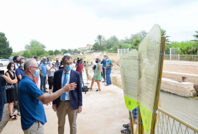 El Ayuntamiento recupera los vestigios del Molino de la Pólvora, una joya patrimonial de la Huerta integrada en la ruta La Aljufía - 3, Foto 3