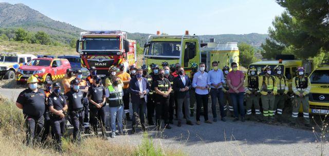 El Plan Infomur registra dos incendios forestales en el periodo de peligro alto de junio y julio - 1, Foto 1