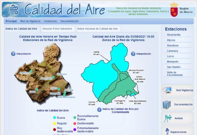IU VERDES demanda una estación de medición de la calidad del aire - 1, Foto 1