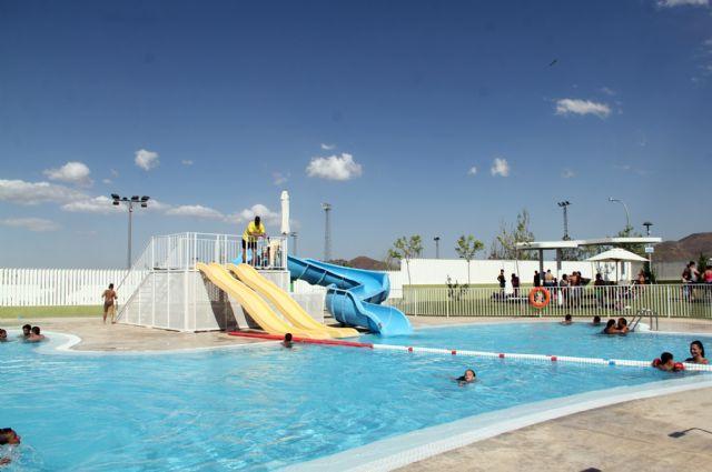 Las piscinas de verano de Puerto Lumbreras registran 15.800 entradas durante este verano - 1, Foto 1