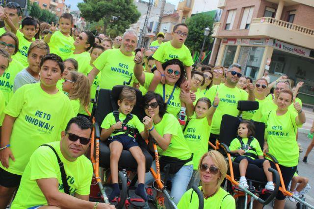 Éxito de participación en la carrera solidaria Reto Innowalk - 1, Foto 1