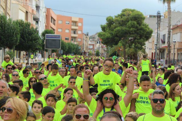 Éxito de participación en la carrera solidaria Reto Innowalk - 2, Foto 2