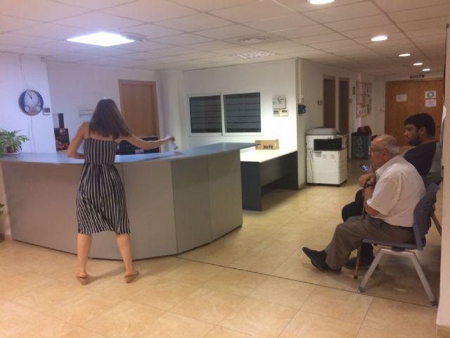 La Unidad de Recepción del Centro Municipal de Servicios Sociales ha realizado un total de 7.471 atenciones durante el primer semestre del presente ejercicio, Foto 1