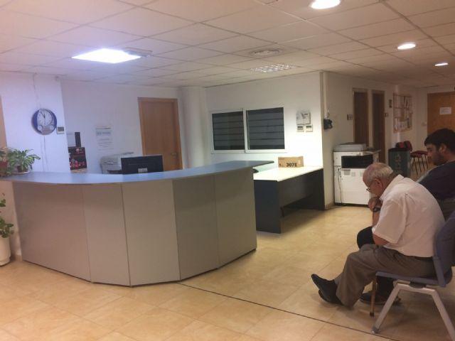 La Unidad de Recepción del Centro Municipal de Servicios Sociales ha realizado un total de 7.471 atenciones durante el primer semestre del presente ejercicio, Foto 2