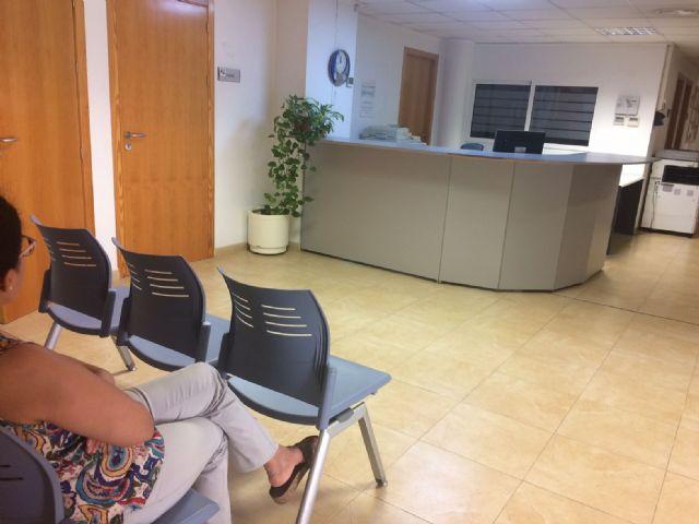 La Unidad de Recepción del Centro Municipal de Servicios Sociales ha realizado un total de 7.471 atenciones durante el primer semestre del presente ejercicio, Foto 3