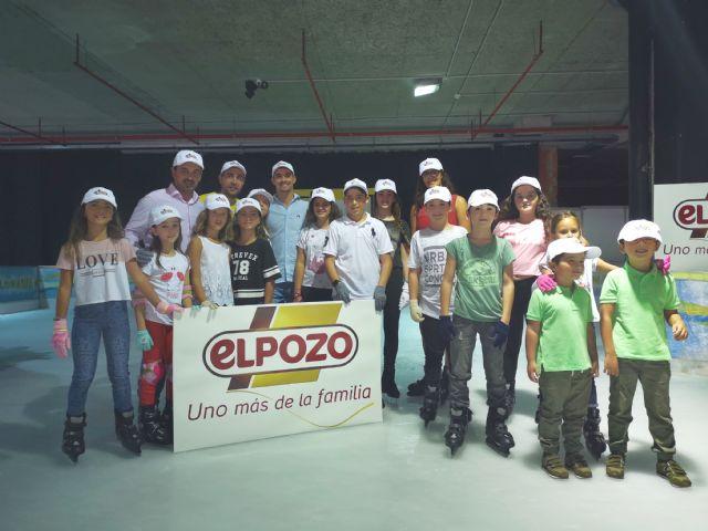 ELPOZO ALIMENTACIÓN patinará con Javier Fernández en su espectáculo