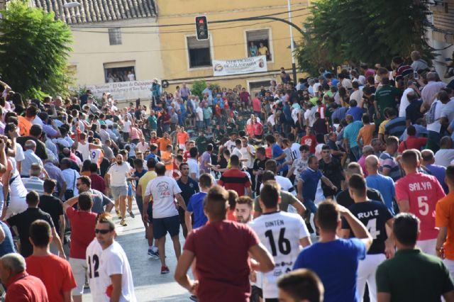 Primer encierro taurino de las fiestas de Calasparra rápido y concurrido - 2, Foto 2