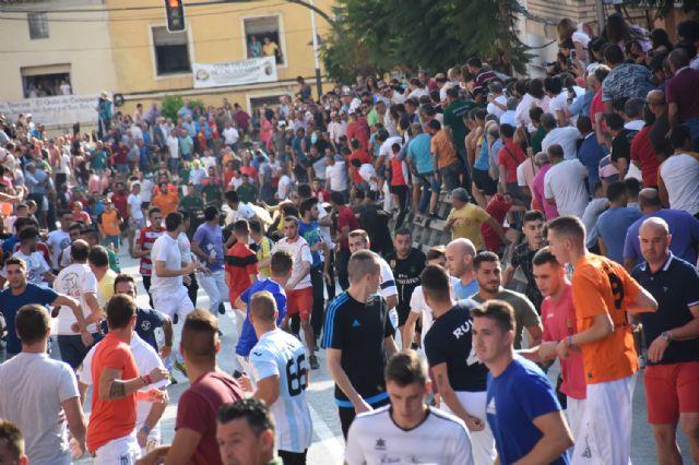 Primer encierro taurino de las fiestas de Calasparra rápido y concurrido - 3, Foto 3