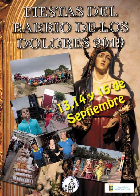Fiestas del barrio de Los Dolores 2019. Del 13 al 15 de septiembre, Foto 2