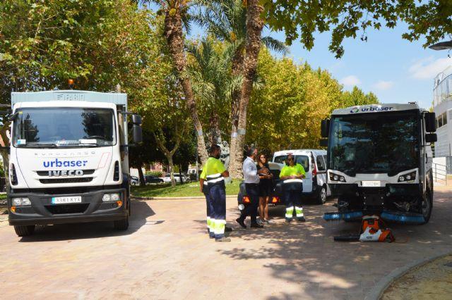 El servicio de recogida de residuos incorpora tres nuevos equipos - 1, Foto 1