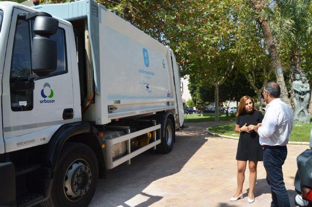 El servicio de recogida de residuos incorpora tres nuevos equipos - 2, Foto 2