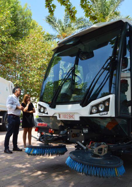 El servicio de recogida de residuos incorpora tres nuevos equipos - 3, Foto 3