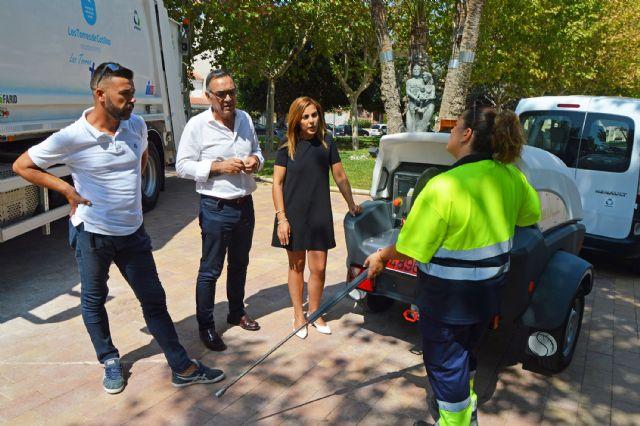 El servicio de recogida de residuos incorpora tres nuevos equipos - 4, Foto 4