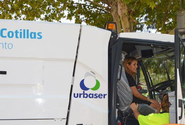 El servicio de recogida de residuos incorpora tres nuevos equipos - 5, Foto 5