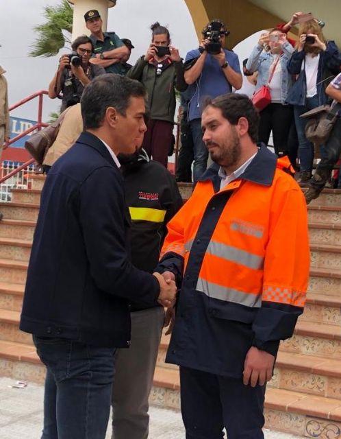 El Gobierno de España entrega a Los Alcázares 2.800.000 euros por los gastos de emergencia de las inundaciones de 2019 - 1, Foto 1
