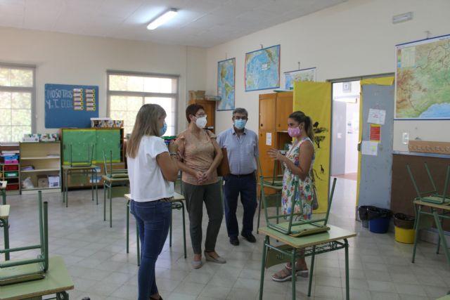 El Ayuntamiento realiza obras de mantenimiento en los centros educativos por valor de 65.000 euros - 3, Foto 3