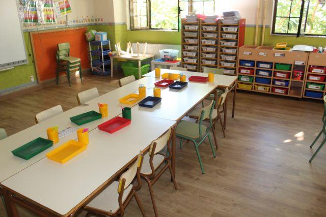 El Ayuntamiento realiza obras de mantenimiento en los centros educativos por valor de 65.000 euros - 4, Foto 4