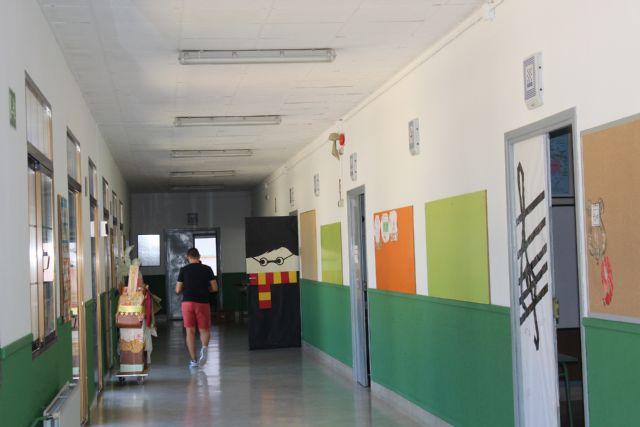 El Ayuntamiento realiza obras de mantenimiento en los centros educativos por valor de 65.000 euros - 5, Foto 5