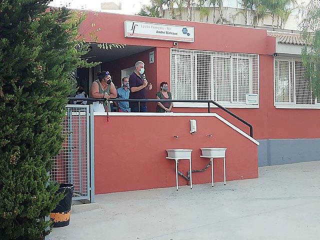 El Lycée français international de Murcia, primero en comenzar el curso escolar con un exhaustivo plan de acción - 3, Foto 3