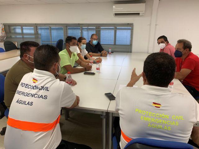La alcaldesa preside la Mesa de Emergencias para organizar las labores de limpieza y restablecimiento de la normalidad tras las lluvias - 1, Foto 1