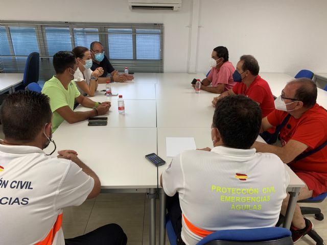 La alcaldesa preside la Mesa de Emergencias para organizar las labores de limpieza y restablecimiento de la normalidad tras las lluvias - 3, Foto 3