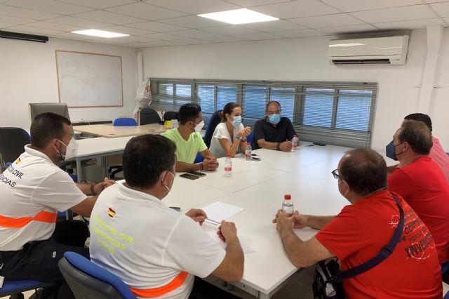 La alcaldesa preside la Mesa de Emergencias para organizar las labores de limpieza y restablecimiento de la normalidad tras las lluvias - 4, Foto 4