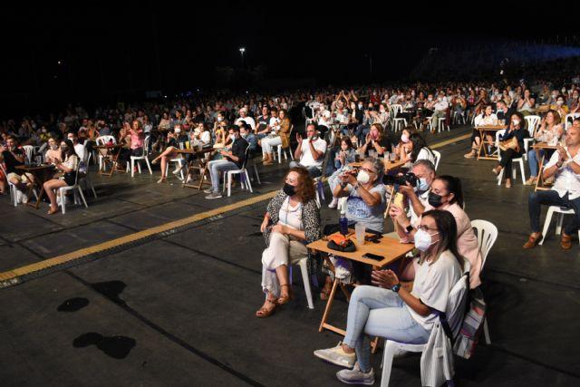 India Martínez brilla con luz propia en el inicio de la Feria de Calasparra - 2, Foto 2
