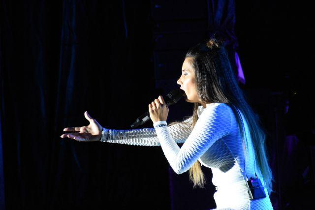 India Martínez brilla con luz propia en el inicio de la Feria de Calasparra - 3, Foto 3