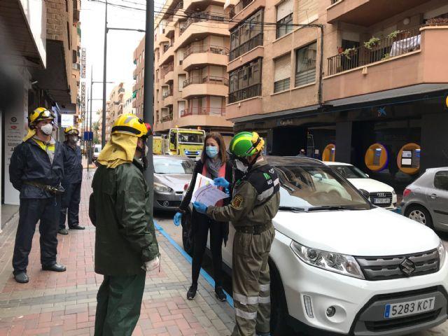 Las Brigadas Forestales de la Región de Murcia se suman a las labores de limpieza tras las lluvias - 1, Foto 1
