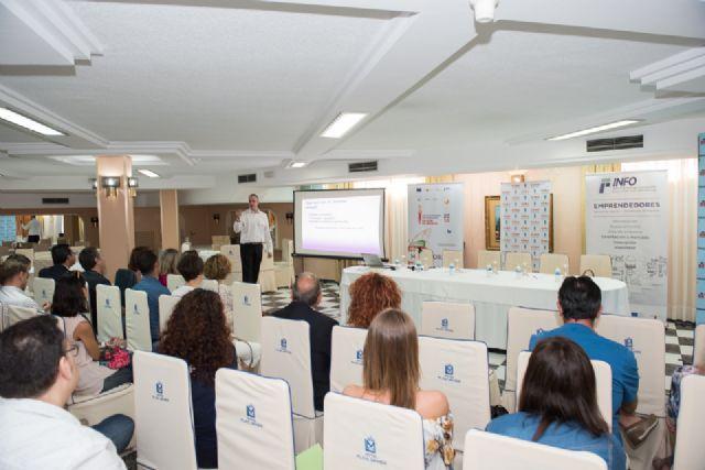 El instituto de fomento destaca a Mazarrón como municipio emprendedor, Foto 2